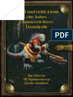 Blood and Gold - From the Ashes - Lizardfolk.pdf