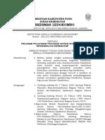 Pedoman Program Surveilans Docx