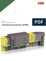 3ADR024117M02xx, 10, Es_ES, AC500_Installation_Instruction