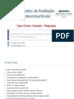 Caso Cotovelo - Checklist Anamninese