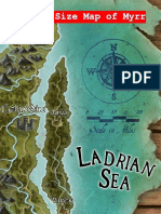 Myrr - Poster Map
