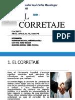 EL CORRETAJE TRABAJO GRUPAL.ppt