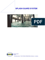 TAM Splash Guard Brosur