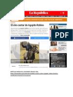 Artículo Web en El Siguiente Enlace Url