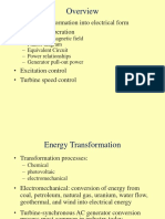 Ppt for Synchronous Generator