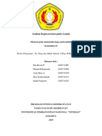 Asuhan Keperawatan Lansia (Kelas a)