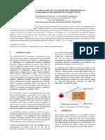 Modelado y Simulación de Una Percepción Tridimensional