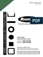 Metal Catalog