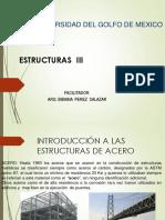 Estructuras ACERO