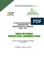 florenciacaquetaplandedesarrollo2008-2011