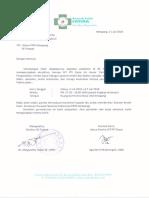 Surat Permohonan SKP PPI