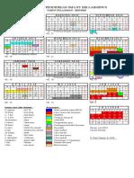 Kalender Pendidikan Sma Bellarminus 2019 - 2020
