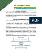 SELECCIÓN DE PROCEDIMIENTO DE MUESTREO.docx