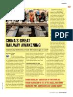 China's Great Railway Awakening