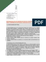 Responsabilidad Civil Del Ingeniero en Ejercicio y Principios Del Derecho Penal y Compendio de Leyes Penales y Especiales