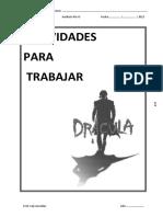Cuadernillo Dracula