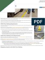 OSHA Floor Marking _ Graphic Products