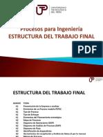 Semana 0 (Estructura Trabajo Final )
