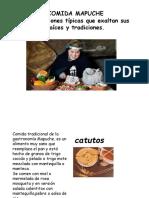 Presentación mapuches