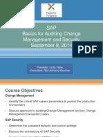 Sept 2014 Basics for Auditing SAP Final (4) (1)