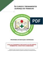 03. Manual de Ferimentos, Curativos e Bandagens
