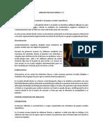 Analisis Pelicula Shrek 1 y 2 (psico social)