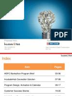 IncubateHub Proposal_HDFC Student Innovation_V1.0_19052017.pptx