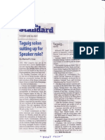 Manila Standard, June 18, 2019, Taguig solon suiting up for Speaker role.pdf