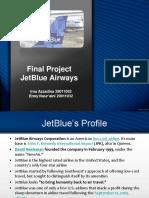 JetBlue Study Project