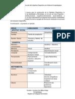 Orientaciones Para Hipótesis Diagnóstica