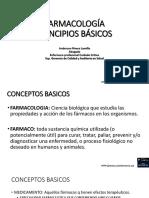 FARMACOLOGIA PRINCIPIOS BASICOS