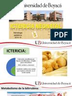 ICTERICIA PEDIATRIA