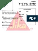Sika UCS Powder - Underwater Concrete.pdf