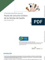 V Estudio de Turismo Familiar_09012018RESUMEN PRENSA