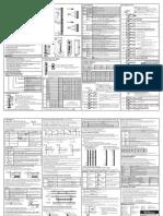 Autonics KN1000 Manual