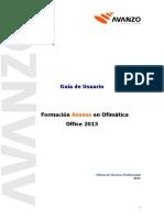 Guia de Usuario - Uclm - Cursos Office 2013
