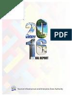TIEZA 2016 Annual Report