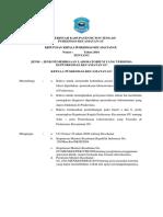 SK Kewajiban Tenaga Klinis Dalam Peningkatan Mutu Klinis Dan Keselamatan Pasien