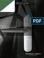 SimonsVoss Product Catalogue en Web
