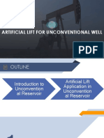 Artificial Lift in Unconventional Reservoir