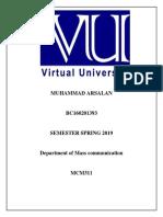 Spring 2019_MCM311_1_BC160201393
