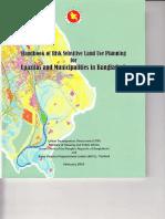 Handbook of Risk Sensitive Landuse Planning