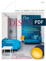 AD Architectural Digest - Junio 2016