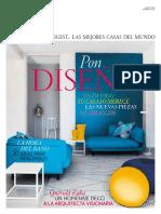 AD Architectural Digest - Junio 2016
