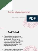 89045479 Tumor Muskuloskeletal