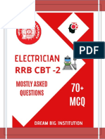 Electrician Mostly Asked MCQ for RRB ALP.pdf
