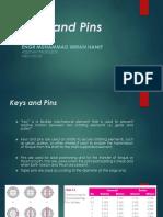 Keys and Loose Pins -1