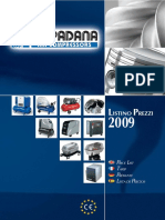 Catalogue La Panada2009