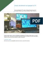 Cum se conectează calculatorul sau laptopul la TV.pdf