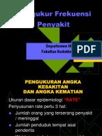 K-3 (Mengukur Frekuensi Penyakit).ppt